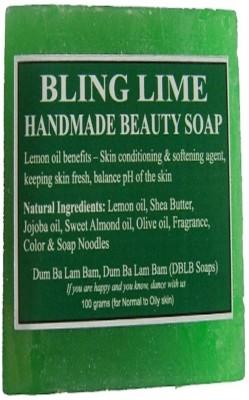 DBLB Bling Lime Handmade Natural Soap