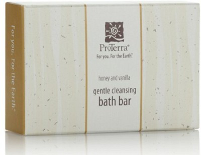 ProTerra Honey and Vanilla Gentle Cleansing Bath Soap Bar Lot of 12 Each bars