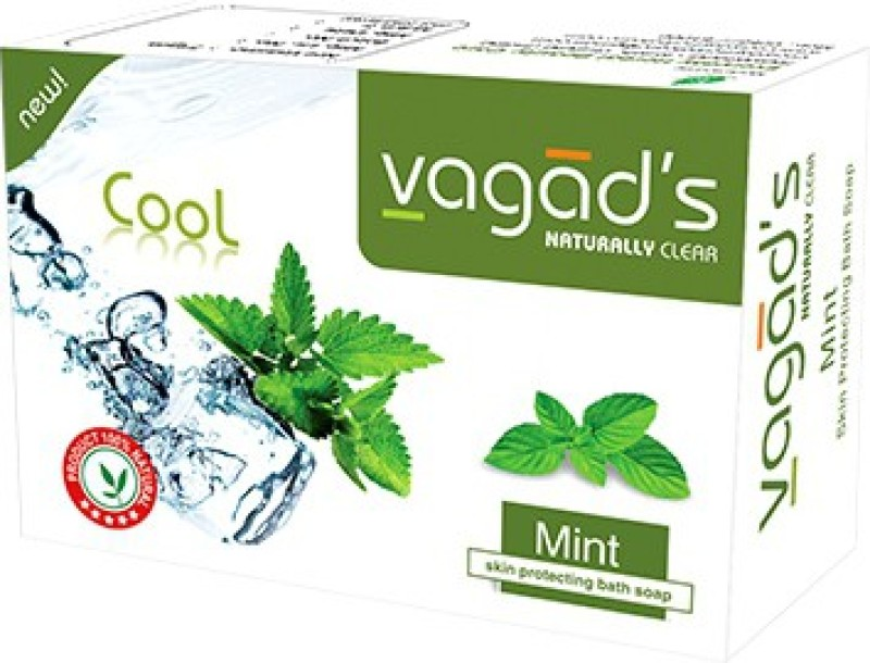 Vagad's Aroma Bath Soap - Pack of 12(75 g)