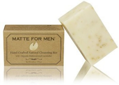 Matte For Men Hand Crafted Natural Cleansing Bar