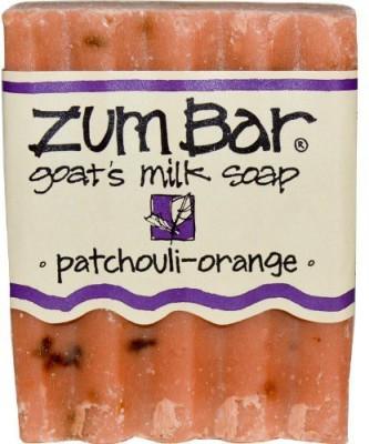 Indigo Wild : Zum Bar Goat's Milk Soap Patchouli & Orange (5 pack)