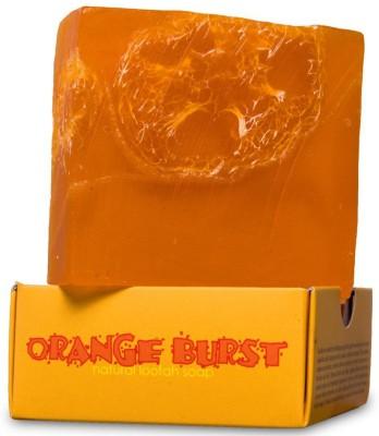 Nyassa Orange Burst Handmade Premium Loofah Soap