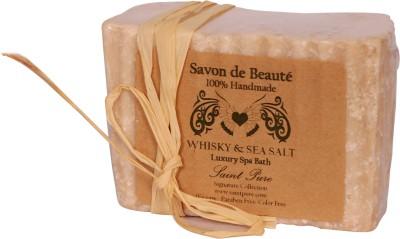 Saint Pure Whisky & Sea Salt Luxury Spa Bath
