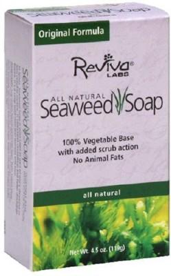 Reviva Labs Seaweed Soap (Pack of 6)