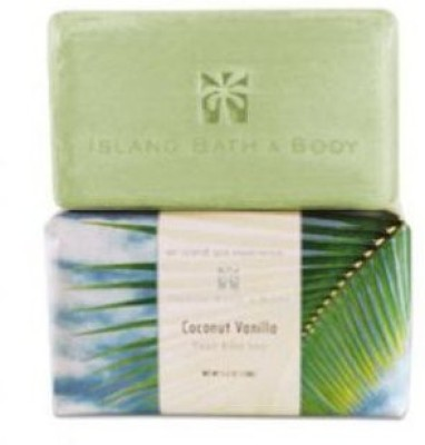 Welcome to the Islands Island Bath & Body Coconut Vanilla French Milled Soap