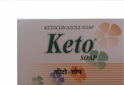 Keto Ketoconazole Soap
