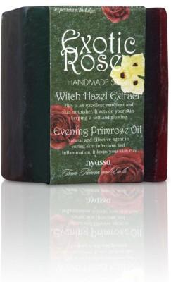 Nyassa Exotic Rose Handmade Moisturizing Premium Soap