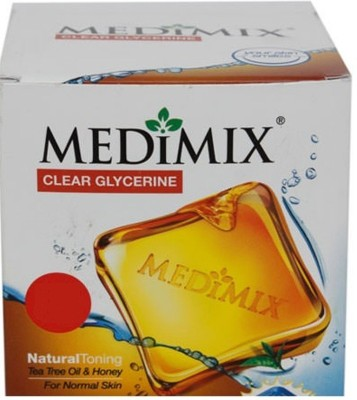 Medimix Clear Glycerine Tea Tree Oil And Honey
