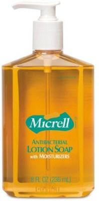 Gojo Micrell 9752-12 Antibacterial Lotion Soap (Case of 12)