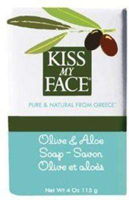 Kiss My Face Bar Soap Olive and Aloe Bar(S)