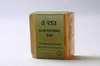 Avera Aloe Bathing Bar (Musk)