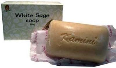 AzureGreen Azure Green RSKWHIS White Sage soap