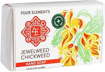 Four Elements : Bar Soaps Jewelweed Anti Itch