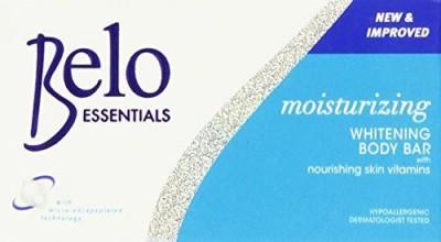 Belo Essentials Moisturizing Whitening Body Bar With Nourishing Skin Vitamins - Hypoallergenic Dermatologist Tested(150 g) at flipkart