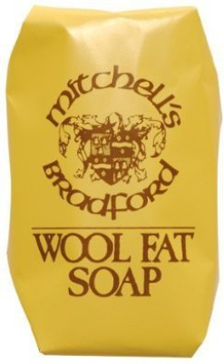Mitchell's Wool Fat Soap Large Pack of 3