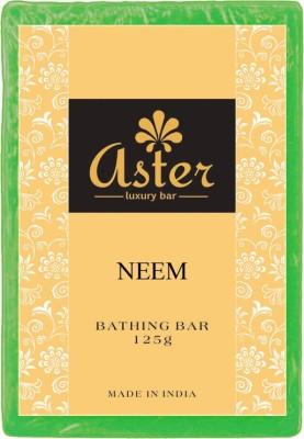 Aster Luxury Neem Bathing Bar - Set of 12