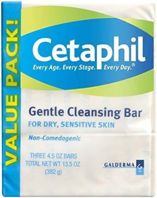 Cetaphil Gentle Cleansing Bar Value Pack