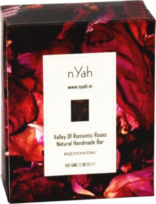 Nyah Valley of Romantic Roses Natural Handmade Bar