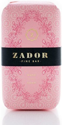 Zador - Luxury Scented Soap (Rose)