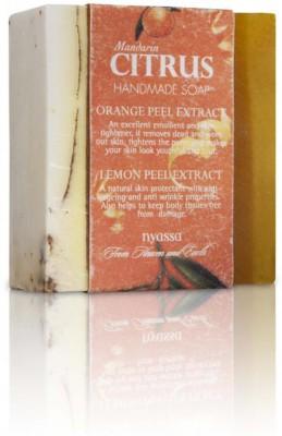 Nyassa Mandarin Citrus handmade Anti-ageing premium soap