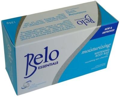 Belo Moisturizing Skin Whitening Night Soap With Skin Vitamins 3Pc