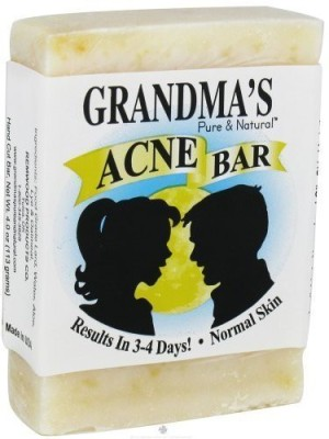Remwood Grandmas Acne Bar Normal Skin