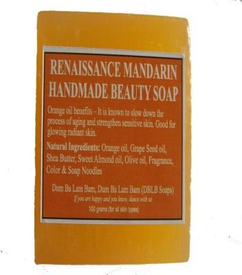 DBLB Renaissance Mandarin Handmade Natural Soap