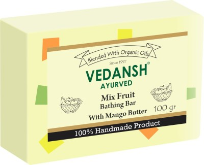Vedansh Mix Fruit Bathing Bar