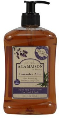 A La Maison French Liquid Soap Lavender Aloe