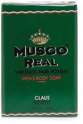 Musgo Real Claus Porto Men's Body Soap Classic Scent