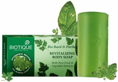 Biotique Basil and Parsley Revitalizing Soap