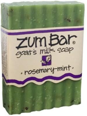 Indigo Wild : Zum Bar Goat's Milk Soap Rosemary & Mint (3 pack)