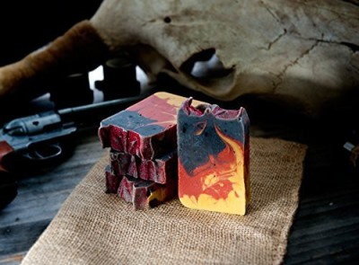 Outlaw Soaps Fire in the Hole: Campfire Soap