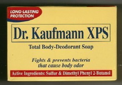 Dr Dry Dr. Kaufmann Xps Total Body Deodorant Soap