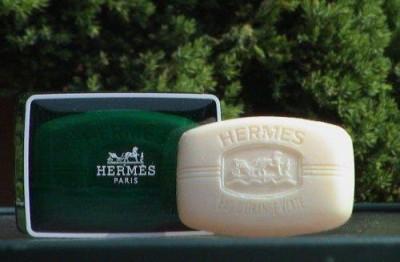 Herms Hermes Eau d,Orange Verte Savon Bath Soap