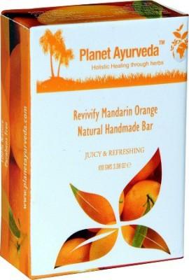 Planet Ayurveda Revivify Mandarin Orange Natural