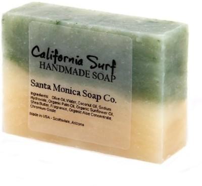 Santa Monica Soap Co. Handmade Soap - California Surf with Aloe