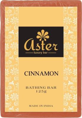 Aster Luxury Cinnamon Bathing Bar 125g