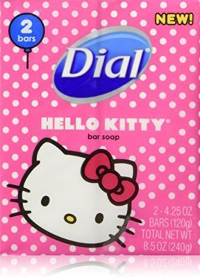 Dial Hello Kitty Bar Soap