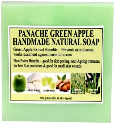 DBLB Panache Green Apple Handmade Natural Soap