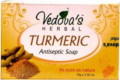 Vedova's Herbal Care Turmeric Soap (Pack Of 6)