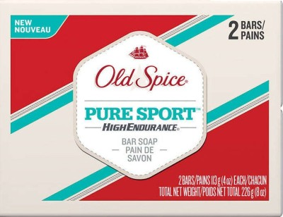 Old Spice Pure Sport Bar Soap