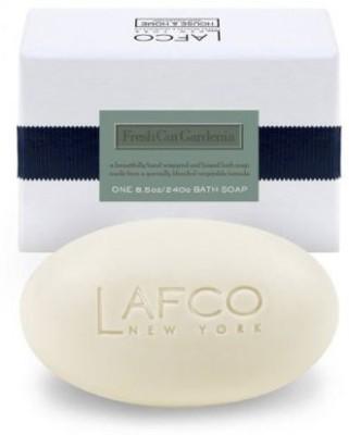 Lafco Fresh Cut Gardenia Bath Soap soap bar by