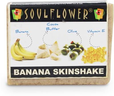 Soulflower Banana Skinshake Soap