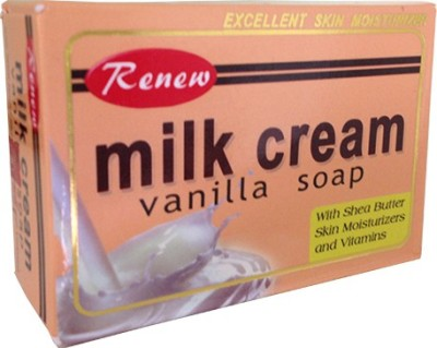 Renew Milk Cream Vanilla Soap