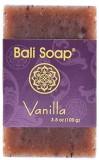 Bali Soap Natural Bar Soap, Vanilla, Eac...
