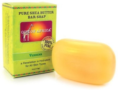 Out of Africa Out Of Africa Organic Shea Butter Bar Soap - Verbena - 4