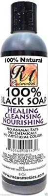 RA Cosmetics African RA 100% Liquid Natural Black Soap