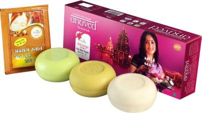 Aneema Anuved Pavitra Snan Gift Set