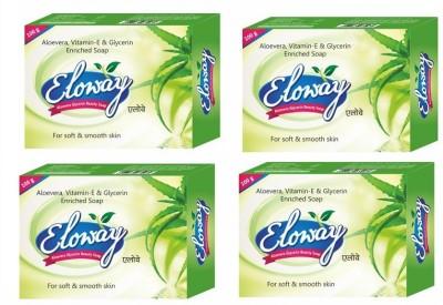 Eloway Aloevera Glycerin Beauty Soap